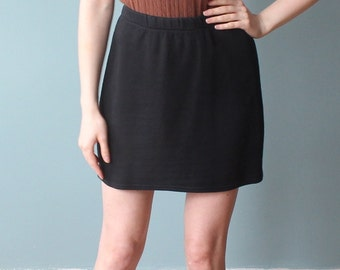 92b55229c3f SALE black mini skirt