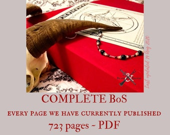 Current Complete BOS set -- all our current BOS pages in one PDF download