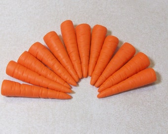9f54dbb145 12 carrot noses 1 1 2 inch for snowmen glue on snowman noses for soft  sculptured wood or glass balls ornaments