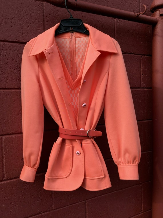Wow, Kimberly mod vest and jacket with  matching l