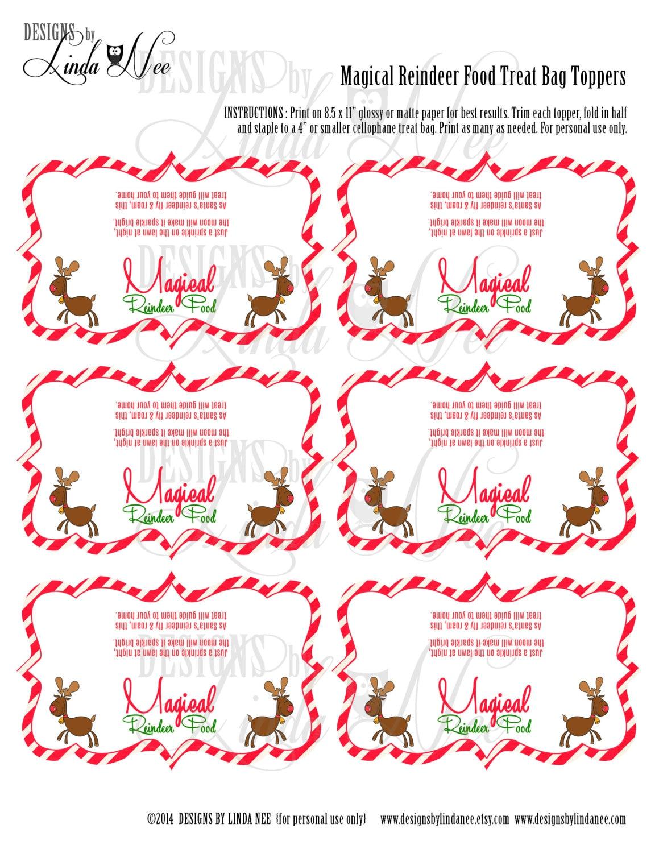 Reindeer Food Quote Wwwtopsimagescom