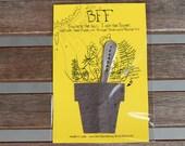 BFF Flower/Marker Kit (E0497)