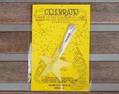CELEBRATE Flower/Marker Kit (E0495)