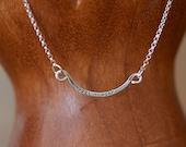 Personalized necklace (E0606)