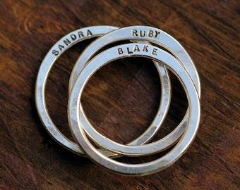 Mommy Rings (E0223)