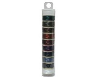 White Nylon Size FFF Beading Thread #CDS029