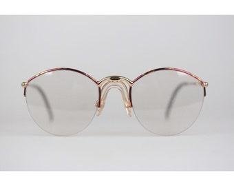 3ba02f38f07 Porsche Design By Carrera Vintage Mint Eyeglasses Mod 5670 53mm Large Never  Worn