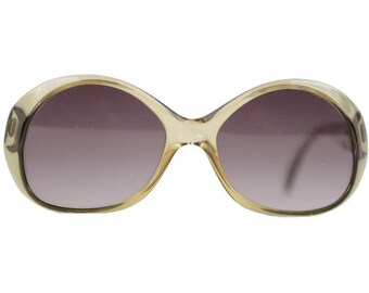 384aa2133cd Authentic Viennaline Vintage Optyl Green Mint Sunglasses Mod. VL 1022 52mm