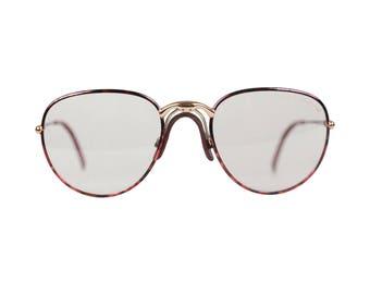 21f0fcd0767 PORSCHE Design By CARRERA Vintage Eyeglasses 5662 54 22 Large Frame