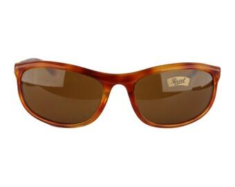 9c88542a12d48 Authentic Persol Ratti Vintage Light Tortoise Sunglasses 58230 Terminator  Mint