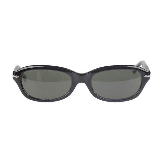 5b8830a2b6 Authentic PERSOL RATTI Vintage Black Acetate Sunglasses PP503