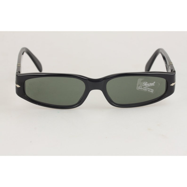 f5d90726ebf19 Authentic Persol Vintage Black Womens Mint Sunglasses mod.