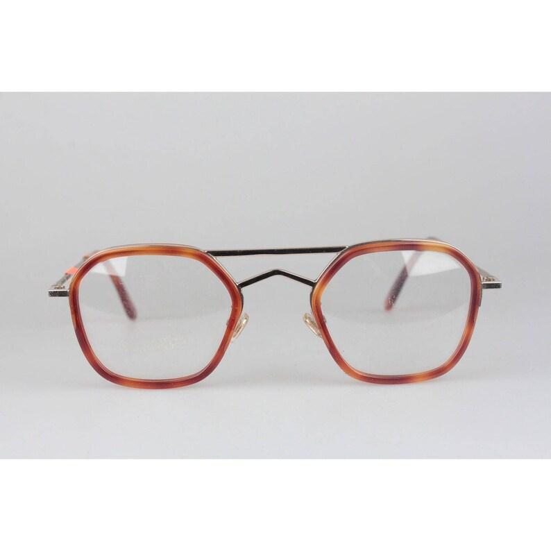 fb6b6313dc7a0 Authentic Gianni Versace Vintage Tortoise Eyeglasses Mod. 621