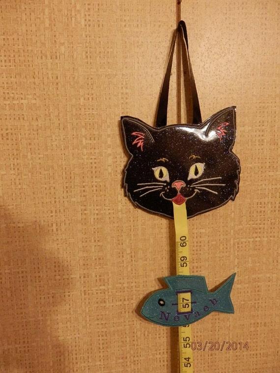 ITH Wachstum Maßnahme Katze Bühnenbild mit Fisch-Slider