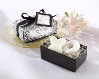 XO Hugs and Kisses Soap Bridal Shower Wedding Favors