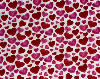 Heart Of America Collection From Fabric Traditions NEW Tossed Stars /& Stripes Allover Cotton Woven Fabric Sold By The Half Yard