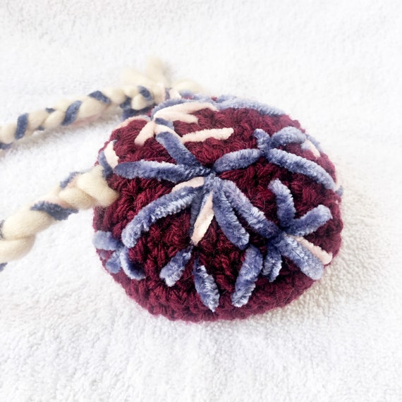 Hand Crochet Placenta