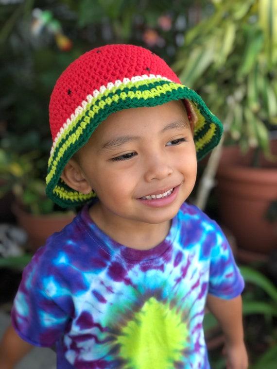 Watermelon Bucket Hat- Toddler