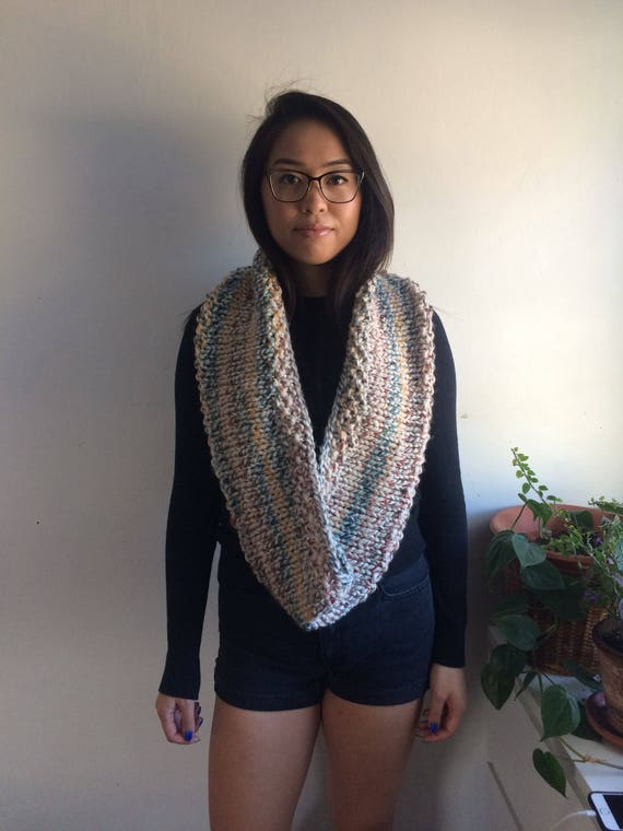 One of a Kind Hudson Bay Infinity Scarf