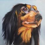Pet Portrait from your photos, Custom Pet Painting, Dog Art, Cat Art, Animal Artist, Pet Portrait artist for hire, custom pet, oil painting