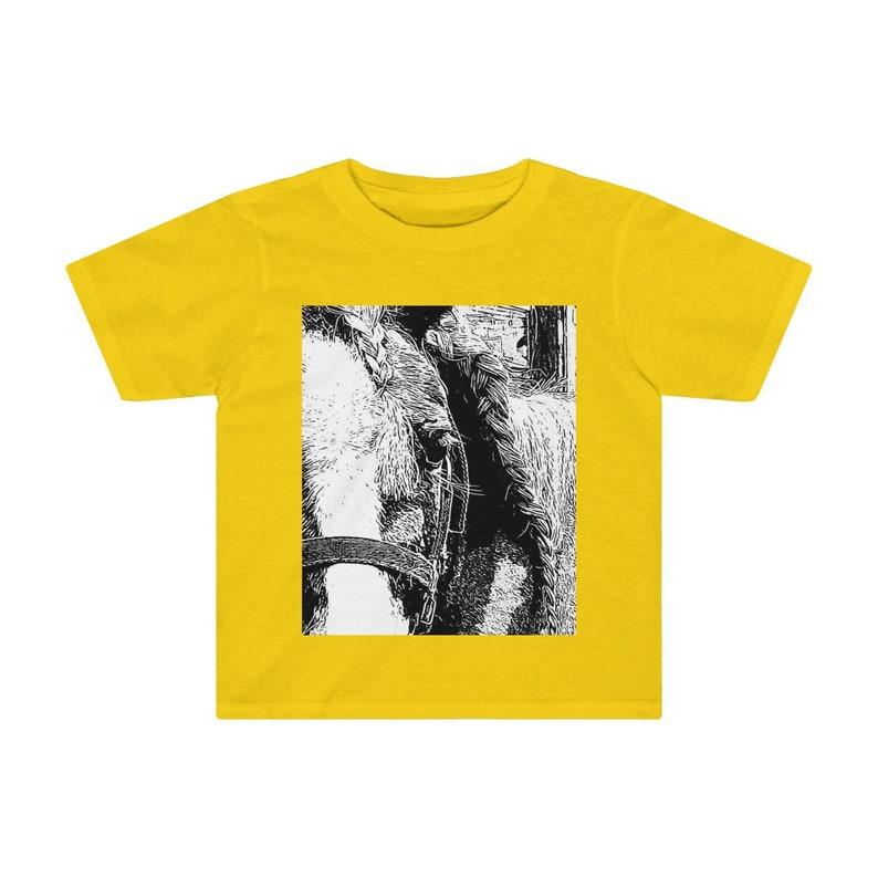 Kids Pony tee shirt