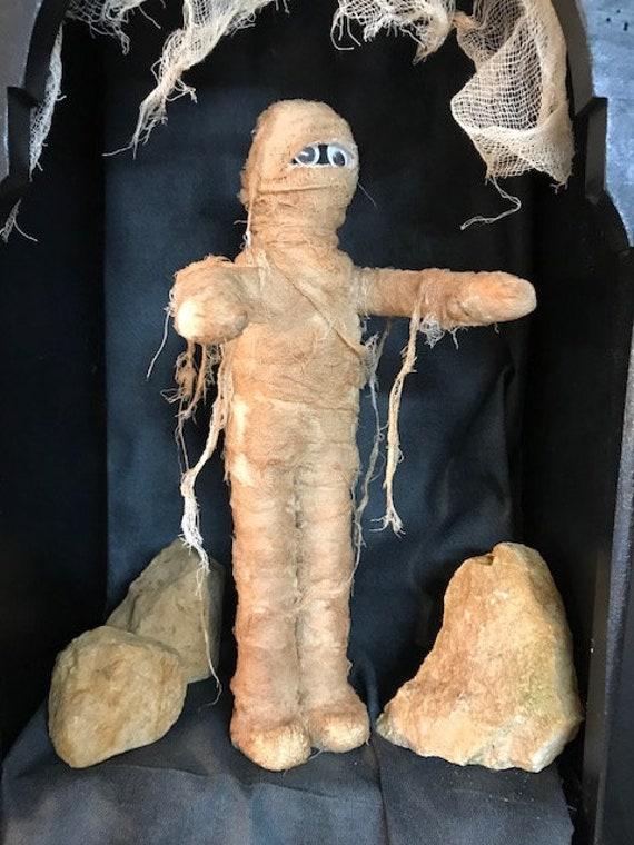 The Mummy Cloth Doll E-pattern