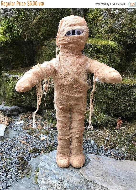 ON SALE The Mummy Cloth Doll E-pattern