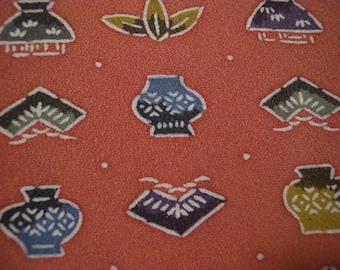 Vintage haori  S2038   silk