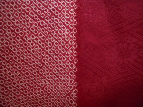 Vintage fabric S1297,