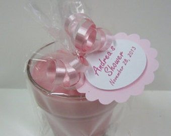 Baby Shower Candle Etsy