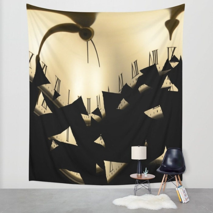 942be405a5 Broken Time Wall Tapestry