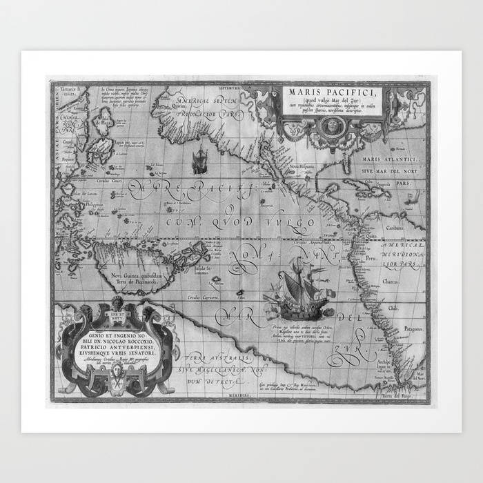 Old world map print from 1589 gicle fine art print antique world old world map print from 1589 gicle fine art print antique world map art print geography vintage world map dorm home decor office art gumiabroncs Image collections