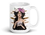 My Third Eye Sees Straight Through your Bullshit Mug | Funny Witch Mug | Zen AF Mug | Funny Spiritual Mug | Funny Wiccan Mug