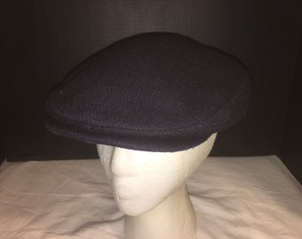 Country Gentleman 100% Wool Vintage Ascot Men s Hat Made in the USA 0c866744bd7d