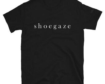 Shoegaze Short-Sleeve Unisex T Shirt - indie rock band shirts