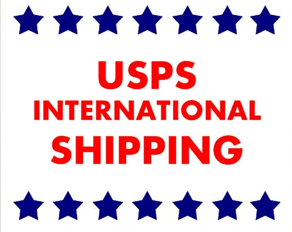 USPS International First Class Mail