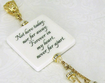 A Wedding Charm for your Bridal Bouquet - Medium - BC1FGFa