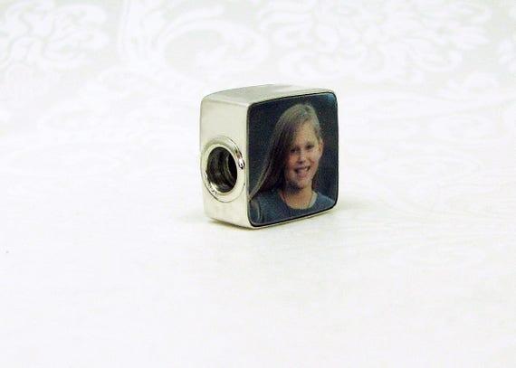 Photo Charm for Pandora Charm Bracelet