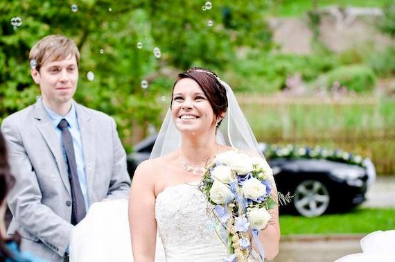 Wedding Bouquet Charm - Large Custom Photo Pendant - BC1