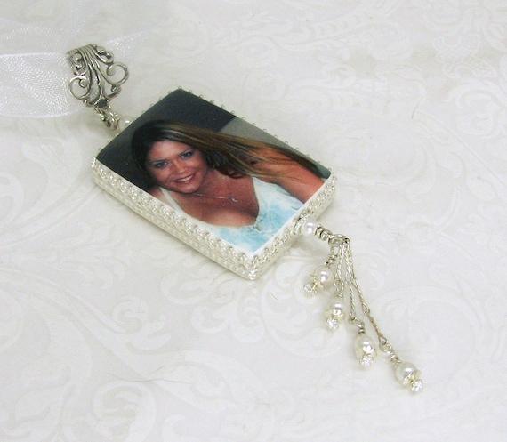 Wedding Memorial Charm for Your Bouquet - FBC1Cfa