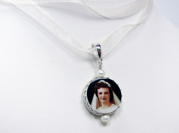 Princess Style Frame - Photo Memorial - FBC15P