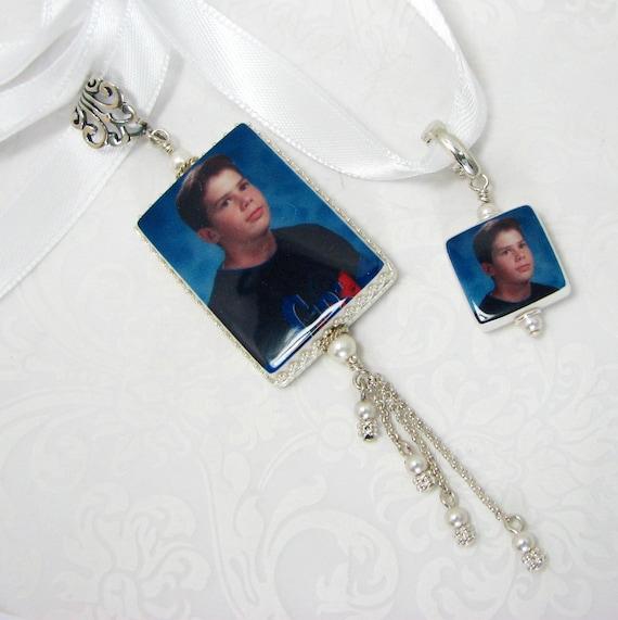 Wedding Charms, Memorial Bouquet Charms - FBC1CC4fA