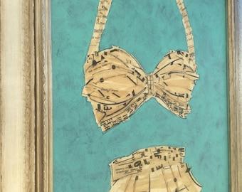 Bettie Original Dress Pattern Collage