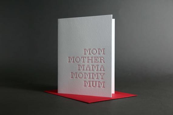 Cross Stitch Mom