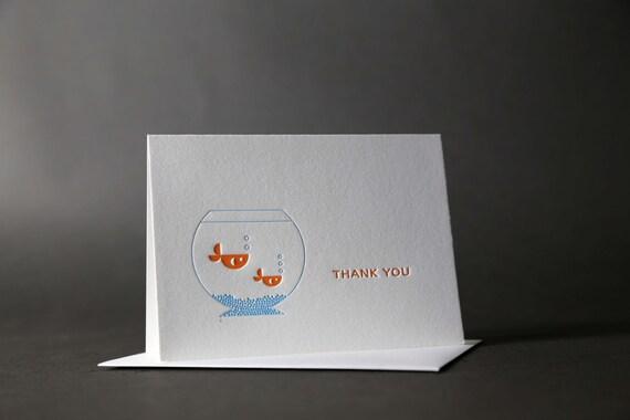 Fishbowl Thank You