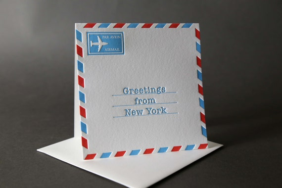 Airmail New York