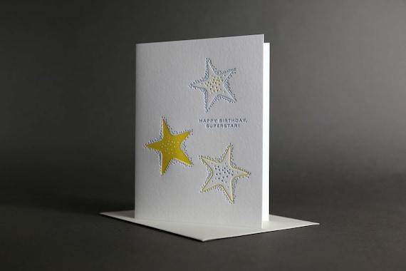 Starfish Birthday