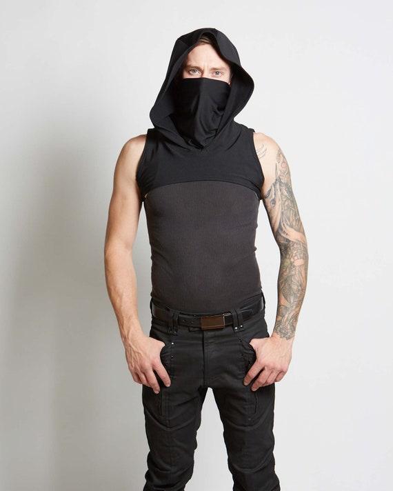 d06a99501c3e Crisiswear élément Activewear guêtre - hommes à capuchon Activewear élément  guêtre Top Fashion Durable chaud doux ...