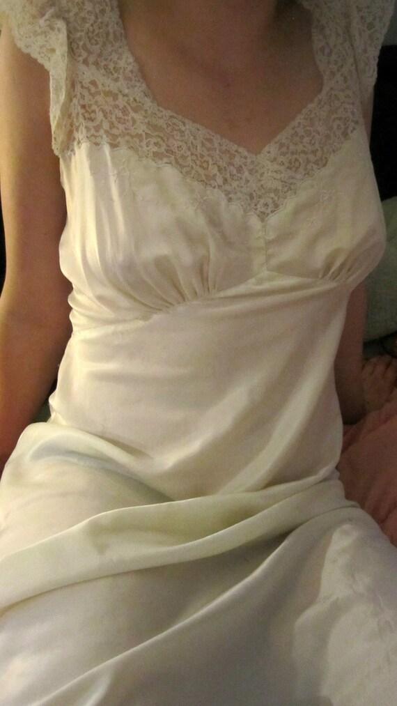 774579fc3e Item 151 Womens Summer Retro Cotton Jersey Bathrobe Size Large Finished or Custom  Handmade to Order  170.00 SALE 20V True Vintage Ladies Nylon 1950s Ivory ...