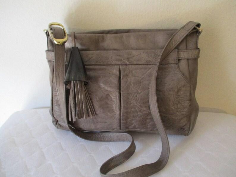 212170e29e Marco Avane épais huilé cuir besace sac hobo sacoche sac à | Etsy
